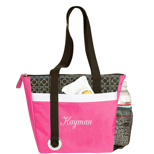 Stylish Mini Cooler Tote Bag