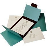 Caspian Sea Wedding Invitations
