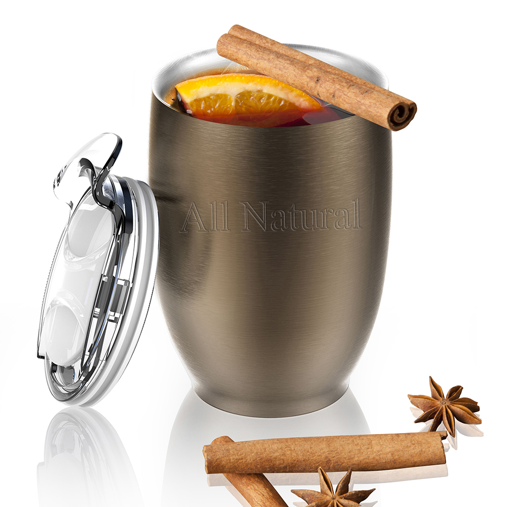 Thermal Stainless Steel Coffee/Tea Insulated Steel Cup
