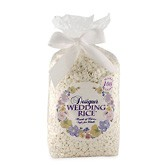 Heart Wedding Rice
