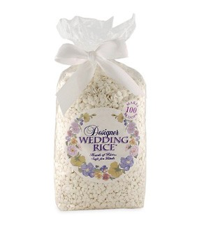 Heart Wedding Rice*