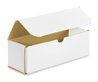 Message in a Bottle Mailing Boxes - Set of 12