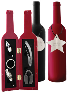 Wine Bottle Barware Accessories