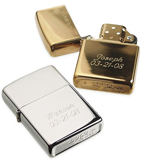 High Polished Classic Zippo Lighter